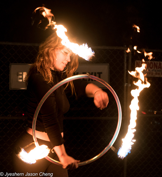 Fire Dancer-08726 by JyeshernCheng