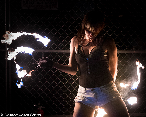 Fire Dancer-08652 by JyeshernCheng