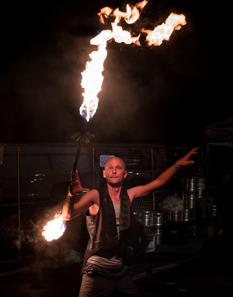 Fire Dancer stick-08047 by JyeshernCheng
