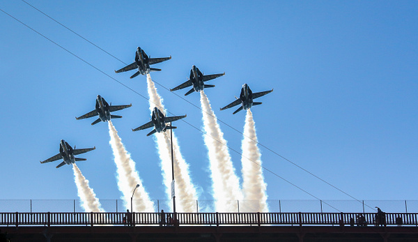Blue Angels GG-3861 by JyeshernCheng