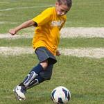 Ben Plays Soccer