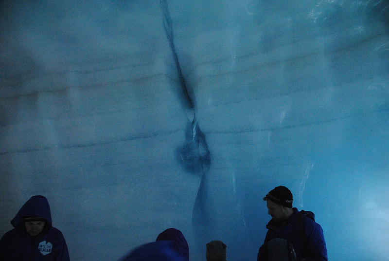 Langjokull Glacier
