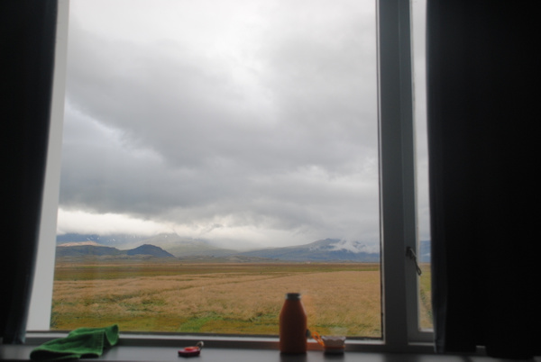 Morning view by Maria Dzeshchanka