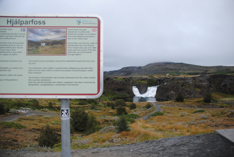 Waterfall info