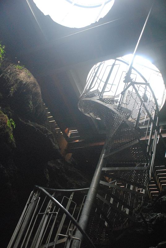 Entrance to Vatnshellir Cave