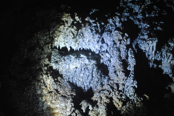Vatnshellir Cave by Maria Dzeshchanka