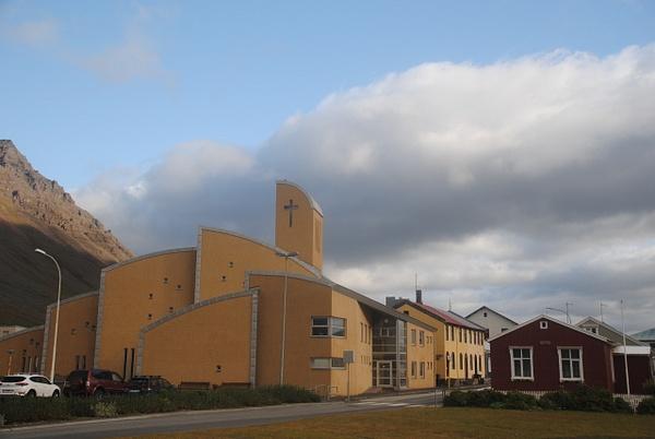 Isafjordur by Maria Dzeshchanka