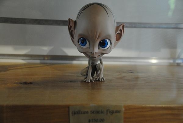 Hobbiton souvenirs :) by Maria Dzeshchanka