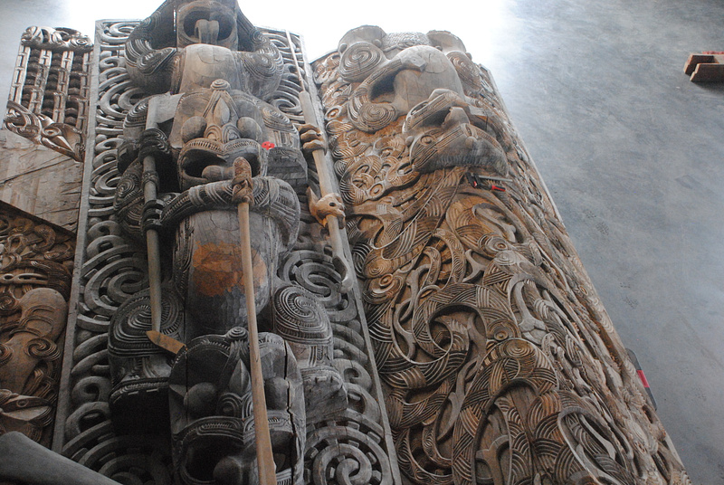 Te Puia: carving workshop