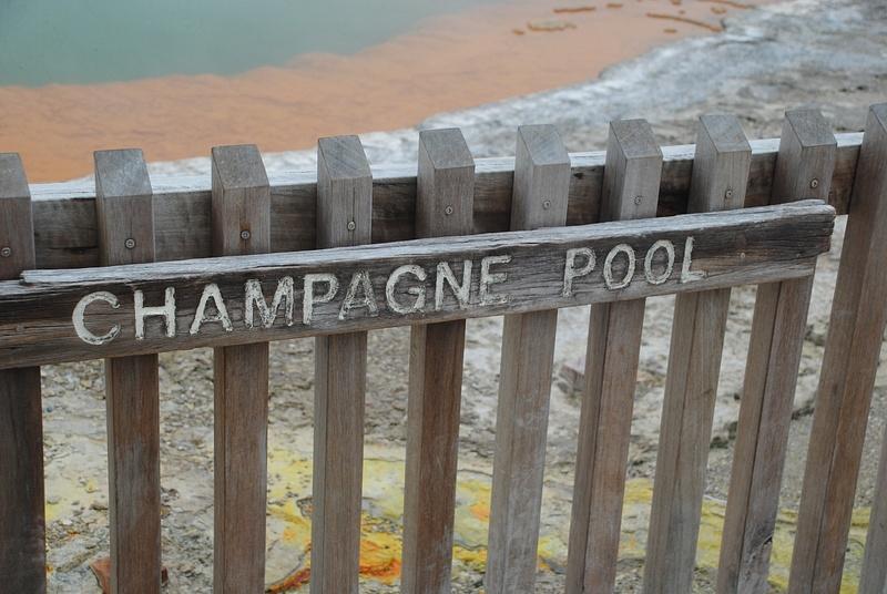 Champagne Pool