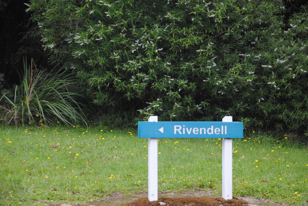 LotR movie locations, Rivendell :) by Maria Dzeshchanka