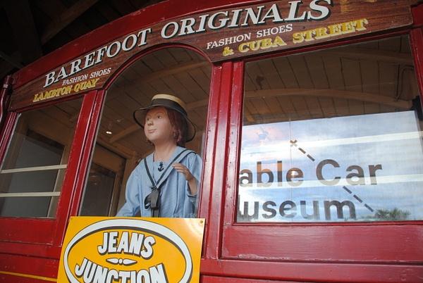 Wellington cable car museum by Maria Dzeshchanka