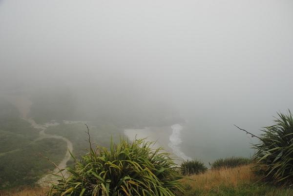 Misty landscapes by Maria Dzeshchanka