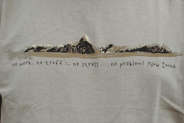 Smth about NZ :) by Maria Dzeshchanka