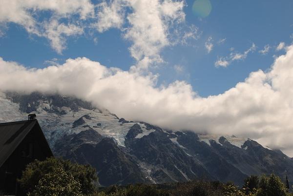 Mount Cook by Maria Dzeshchanka