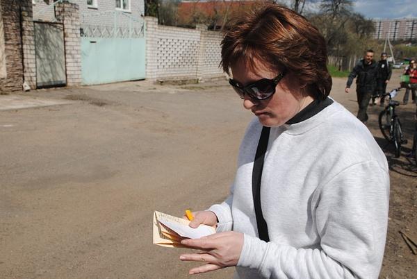 'Не согласны на медаль', ул. Ушакова, 17 by Maria Dzeshchanka