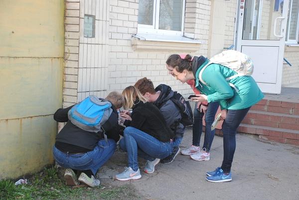 'О'кей, ГУГК', ул. Подлесная, 38 by Maria Dzeshchanka
