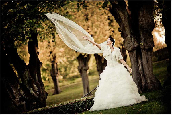 Bryllupsfoto by Bryllupsfotograf Vores Store Dag