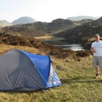 Blackbeck Tarn Wild Camp 2012