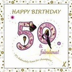 Sherry 50th