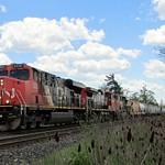 CN Locomotive Pictures