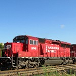 CP Locomotive Pictures