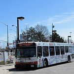 Miway Mississauga Transit Vehicles
