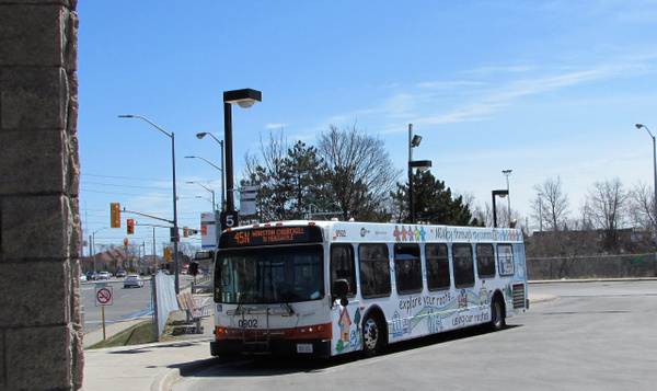 Miway Mississauga Transit Vehicles by RobertArcher