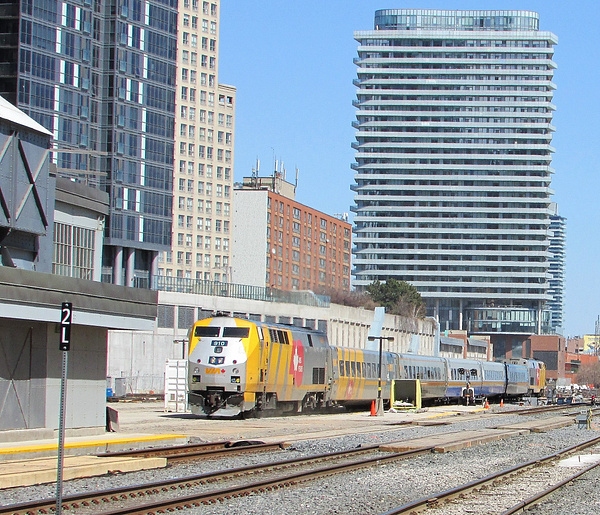 VIA Rail Photos by RobertArcher
