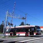 TTC Transit Vehicles
