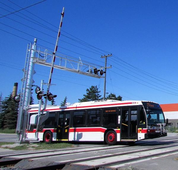 TTC Transit Vehicles by RobertArcher