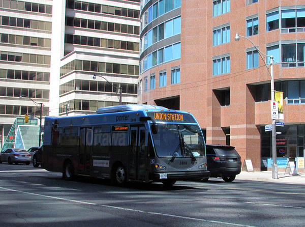 Miscellaneous Transit Vehicles by RobertArcher