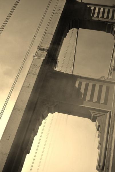 golden gate bridge by Angelika