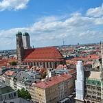 Himmel der Bayern