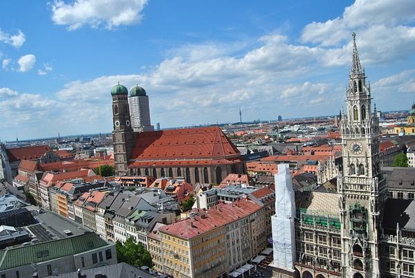 frauekirche by Angelika
