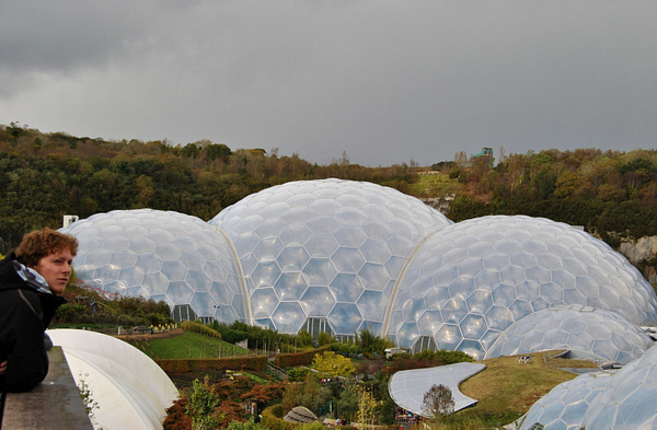 the eden project by Angelika