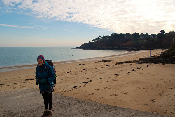 walking along the chemin littoral by Angelika