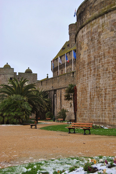 St Malo by Angelika