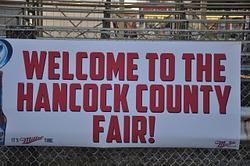 Hancock County Fair 2013