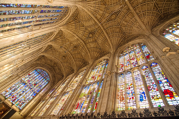 King's College Chapel. by Alpha Whiskey Photography