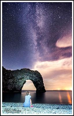 Durdle Door Under The Stars