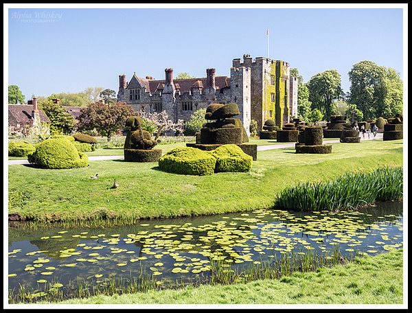Hever Castle by Alpha Whiskey Photography