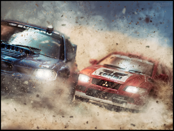 The Rally by Alpha Whiskey Photography