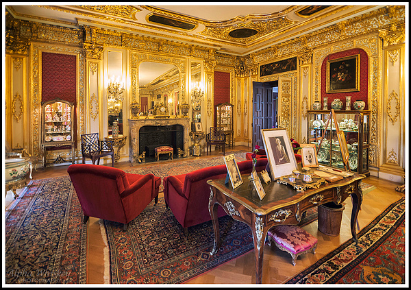 Stately Home Interiors by Alpha Whiskey Photography
