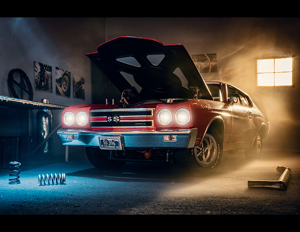American Muscle by Alpha Whiskey Photography
