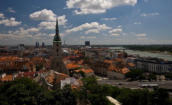 Bratislava web by sdolya by sdolya