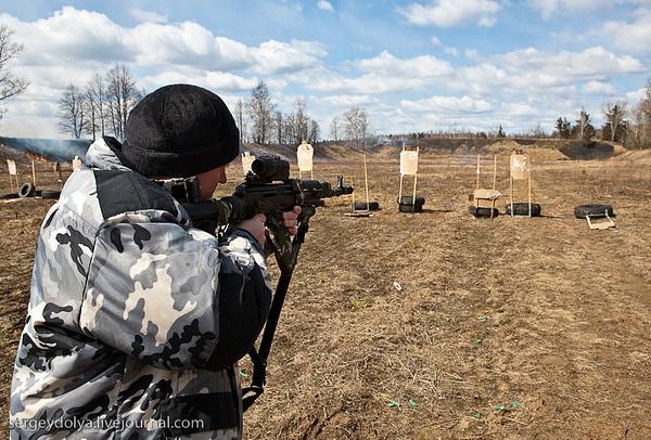 Shooting by sdolya by sdolya