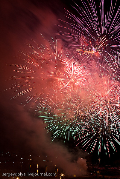 Dubna Fireworks by sdolya by sdolya