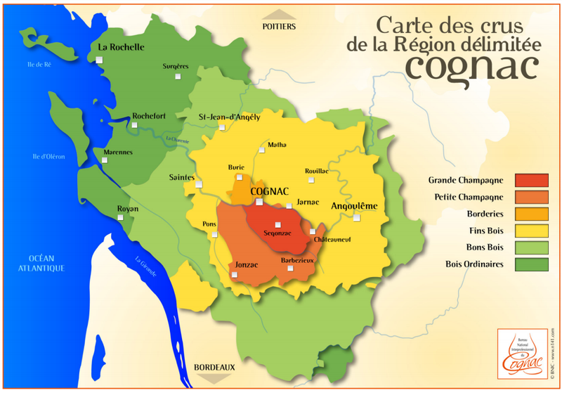 cognacmap