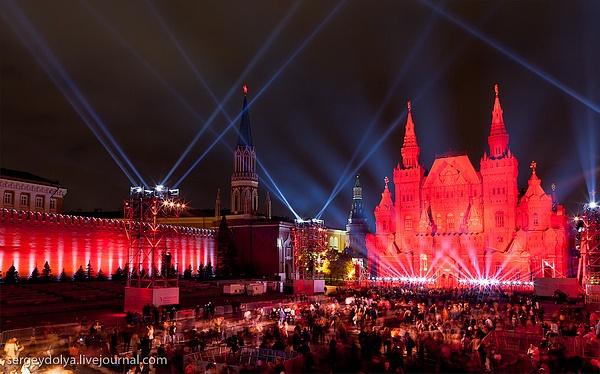 Red Square by sdolya by sdolya
